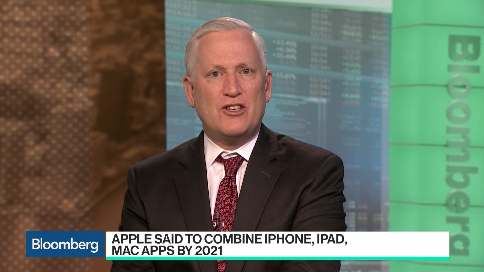 Apple Said to Combine iPhone, iPad, Mac Apps by 2021