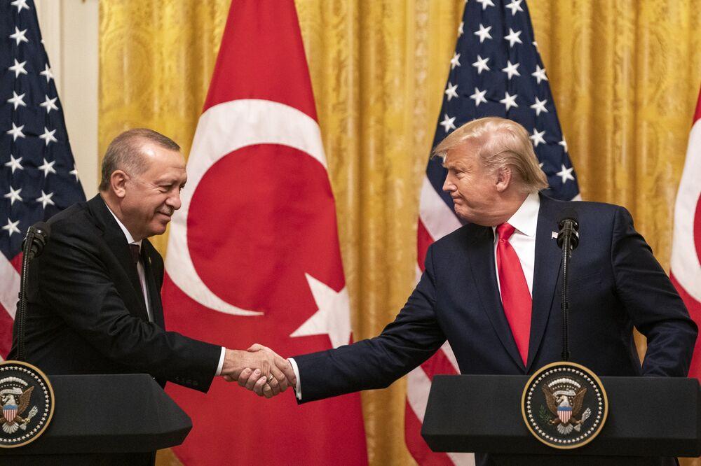 Image result for Images, Trump and Erdogan