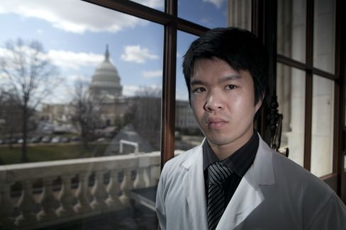Medical Student Matthew Moy