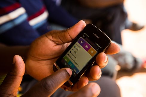 Nigerian Gadget Geeks Embrace Rise of African Smartphone Culture