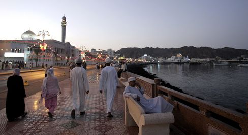 """Muscat, Oman. """"Everything is getting more costly and no one is willing to give you a chance."""""""
