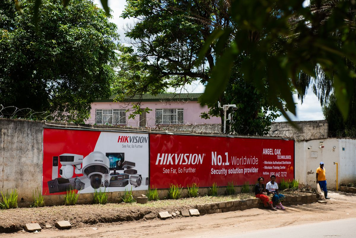 Zambia has seen a lot of Chinese investment in recent years. Pictures taken in Lusaka, Zambia