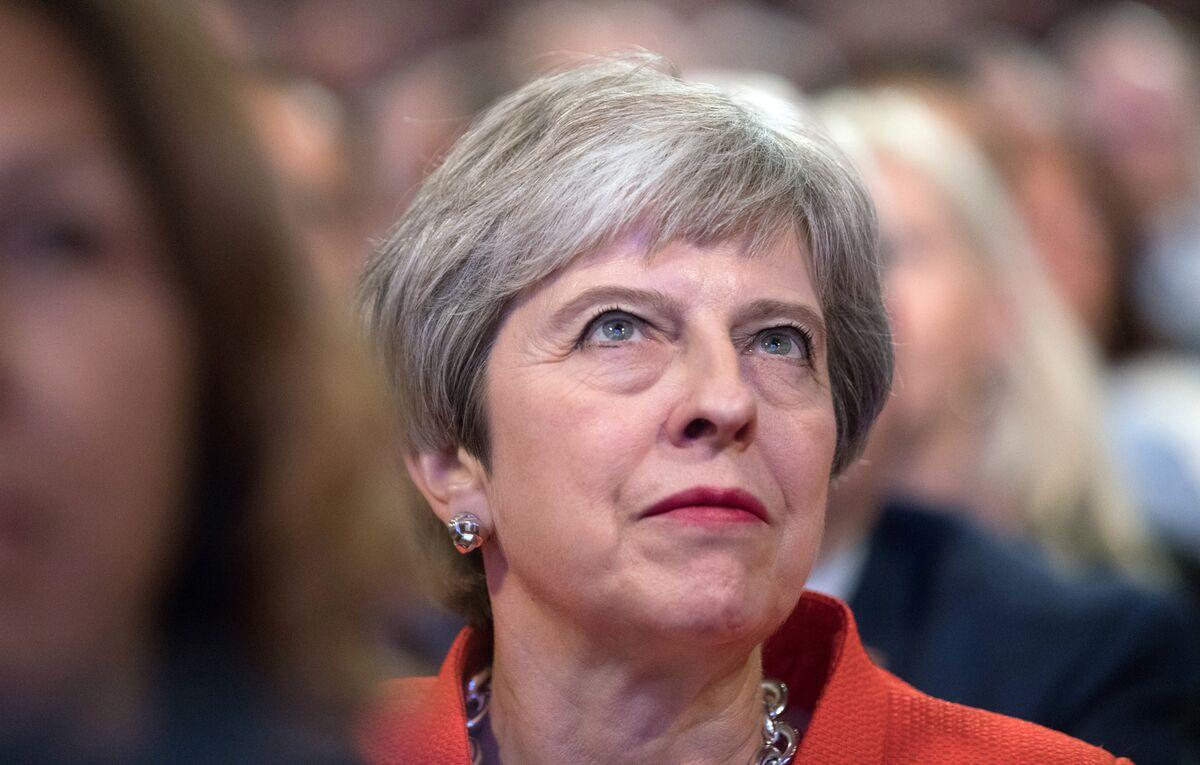 Theresa May Excoriates Boris Johnson's Plan to Break Law Over Brexit