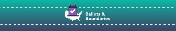 BGOV Ballots and Boundaries logo