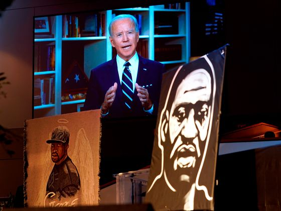 Biden Embraces Black Voters, Keeps Distance From Protest Demands