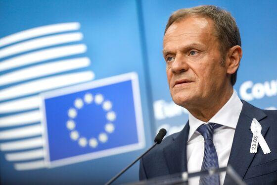 Polish Nationalists Face Ballot Risk as Tusk Woos Pro-EU Base