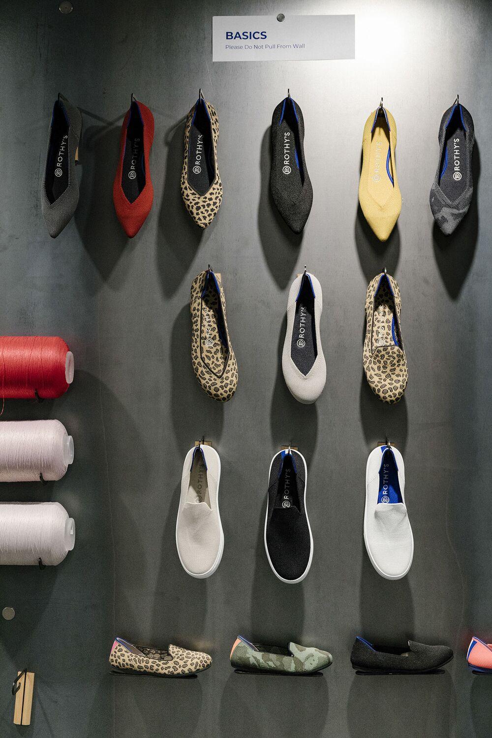 Instagram-Popular Shoemaker Rothy's