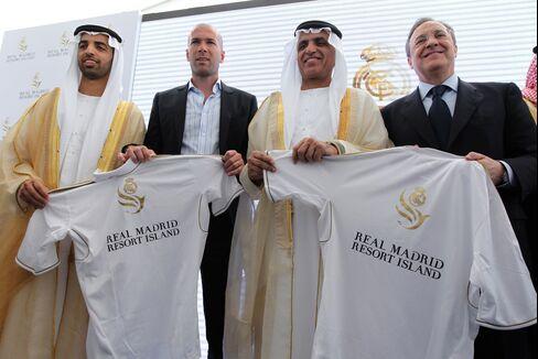 Real Madrid's Mideast Resort
