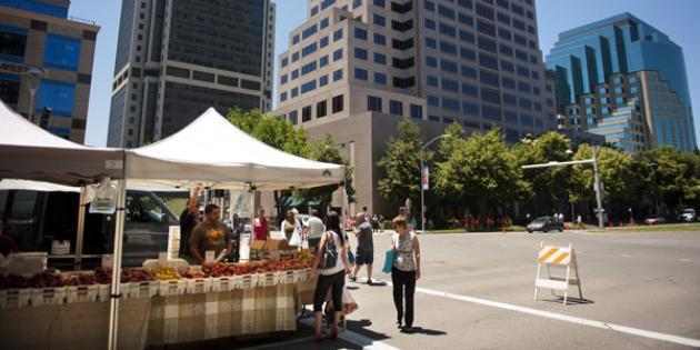 No. 6 Most Fun, Affordable City: Sacramento, Calif. 95814