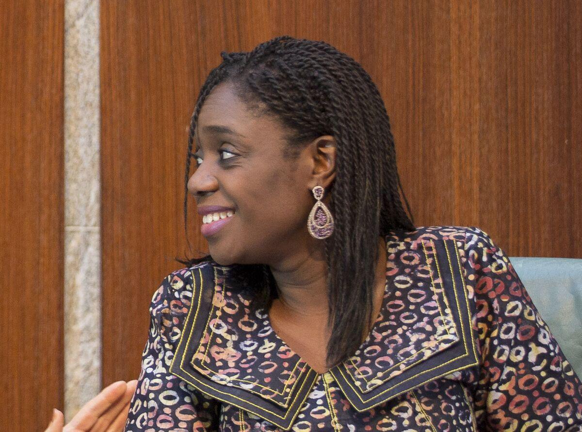 Nigeria's Finance Minister Adeosun Resigns, Presidency Says
