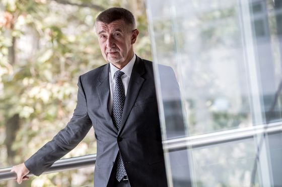 Czech Billionaire Moves Closer to Forming Ruling Coalition