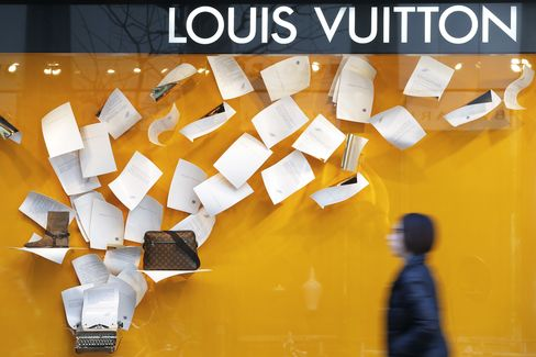 LVMH Full-Year Profit Increases 13% on Gains in U.S. and Asia