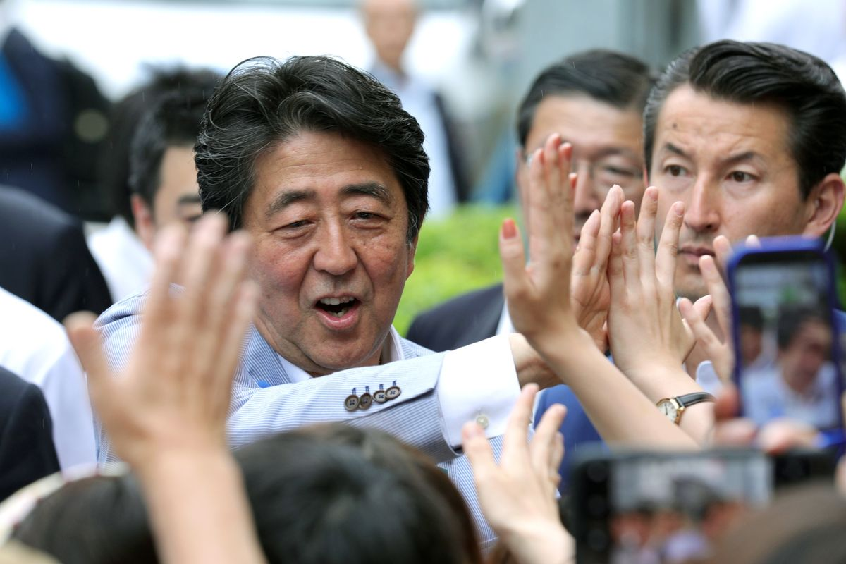 Japan Is a One-Party State Again And Voters Are Fine With That