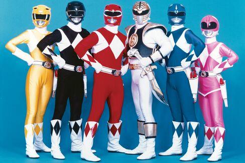 """""""Deranged"""": Power Rangers"""