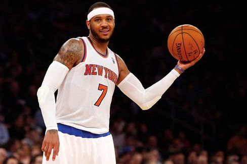 Why Carmelo Anthony Is Funding SeatGeek