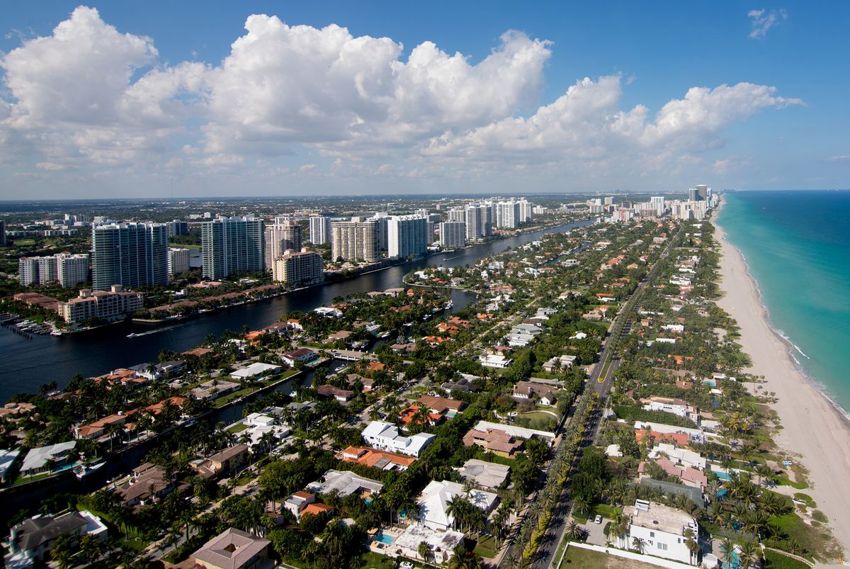 Florida Is the Big Winner as the Wealthy Move Out of Northern States