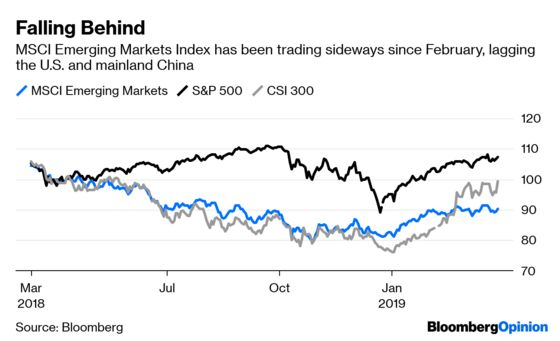 A Stronger China Won't Lift Emerging Markets