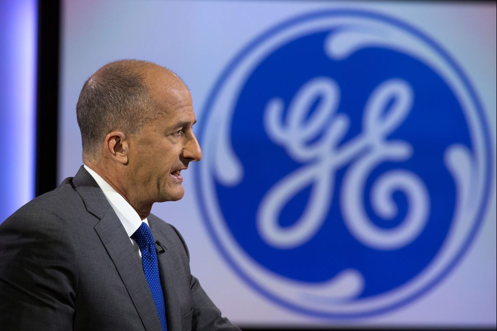 For This GE Executive, $63 Million Isn't Enough - Bloomberg