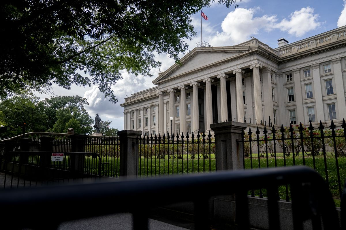 Debt-Limit Measures May Run Out in October, Budget Office Says