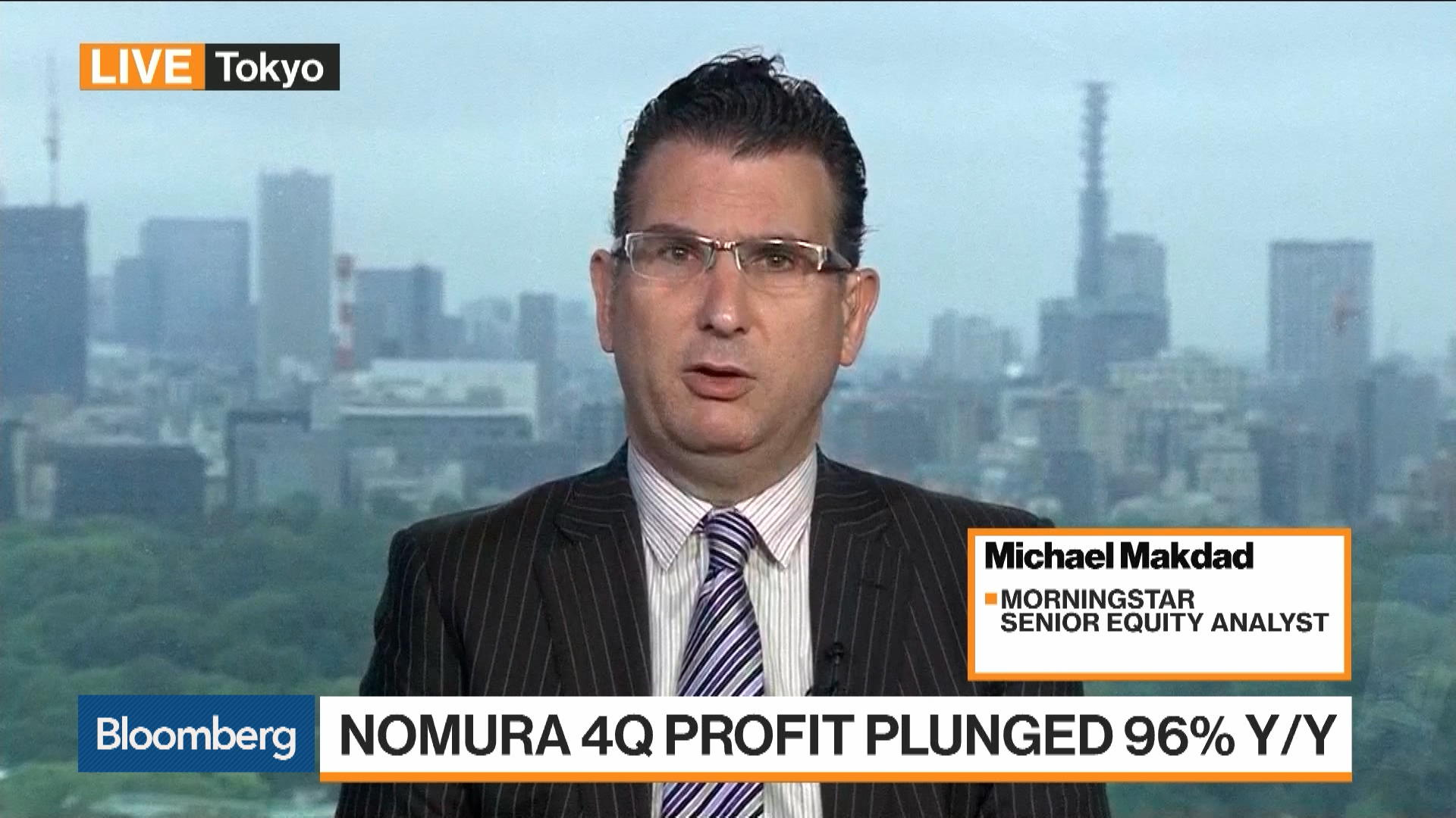 Nomura Should Focus More on Japan Business: Morningstar's Makdad