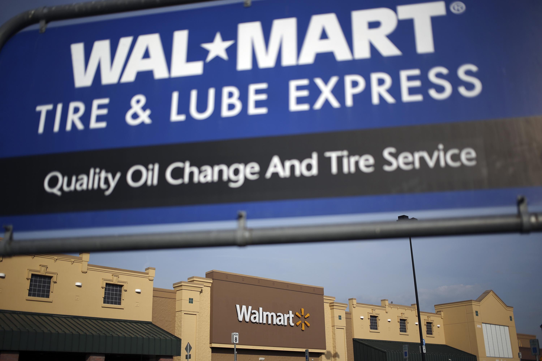 Walmart Car Service Center: Wal-Mart Revamps Auto-Care Centers In Bid To Improve