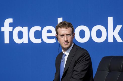 Indian Prime Minister Narendra Modi Meets With Facebook Inc. Chief Executive Officer Mark Zuckerberg
