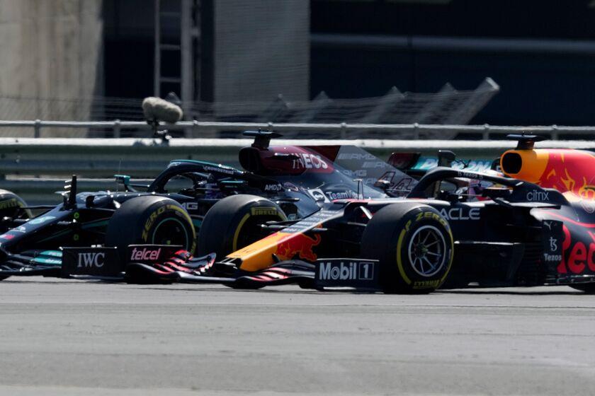 relates to F1 Season on Fire With Lewis Hamilton Vs Max Verstappen
