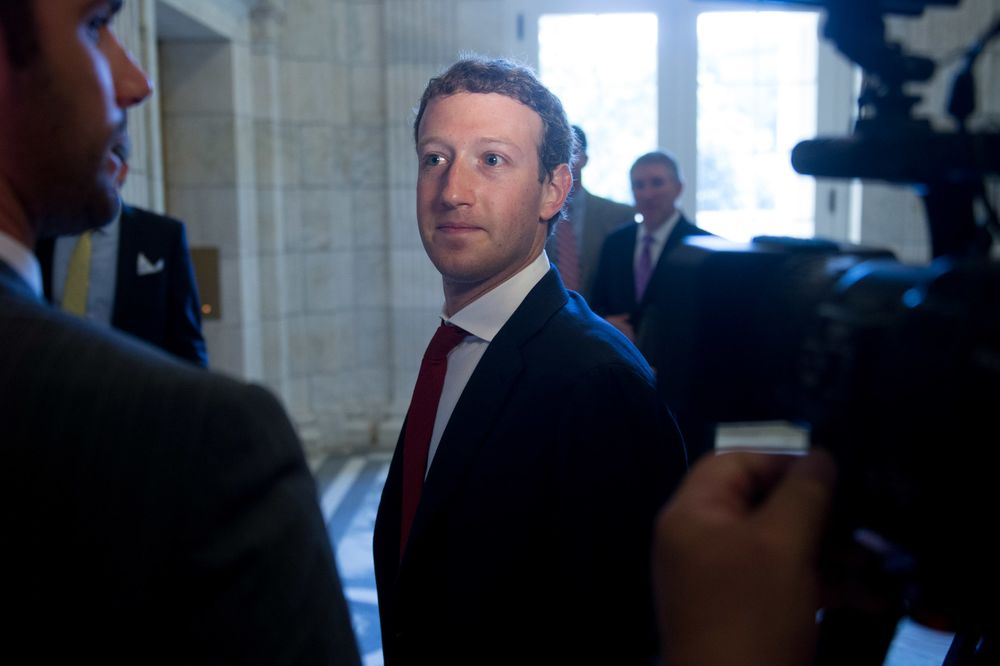 Here's How Everyone Is Attacking Big Tech - Bloomberg