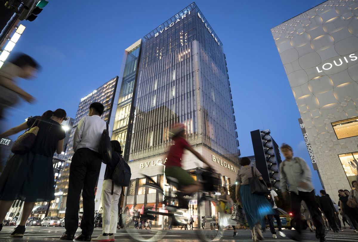 Japan's Super Rich Are Getting Richer Under Abenomics