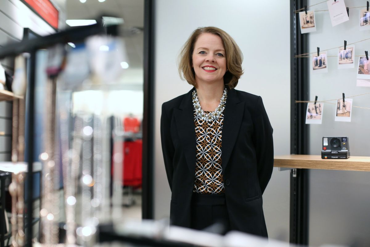 Penney's First Female CEO Says Her Turnaround Will Be the One to Work