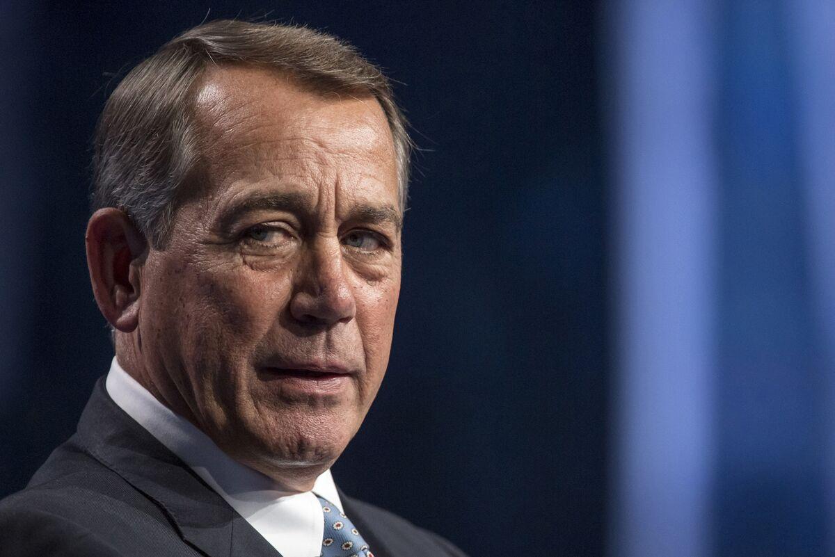 Boehner Says Jordan, Cruz Among Congress' 'Political Terrorists' thumbnail