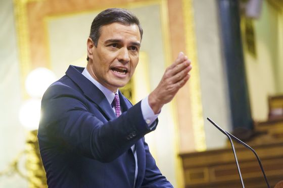 Sanchez Vows to Heal Spain's Wounds With Coalition Government