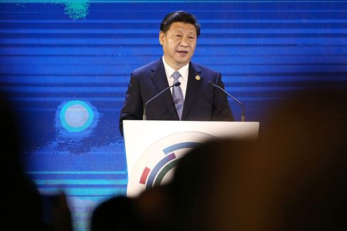 Key Speakers At The Final Day Of The APEC Summit