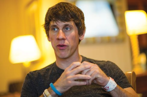 Foursquare Labs CEO Dennis Crowley