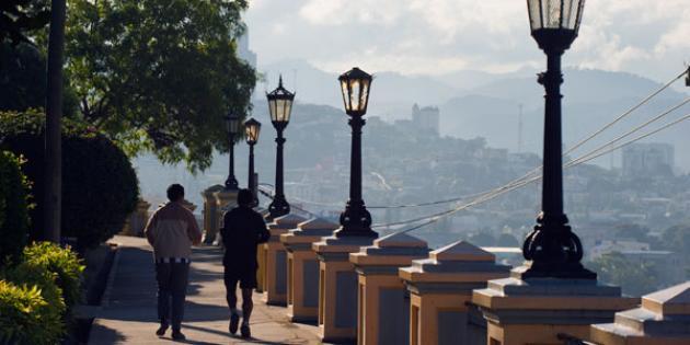 No. 7 Cheapest City for Expensive Living: Tegucigalpa, Honduras