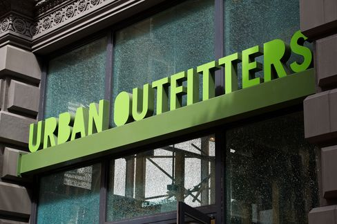 Urban Outfitters Serves Striped Bass in Bid for Shoppers
