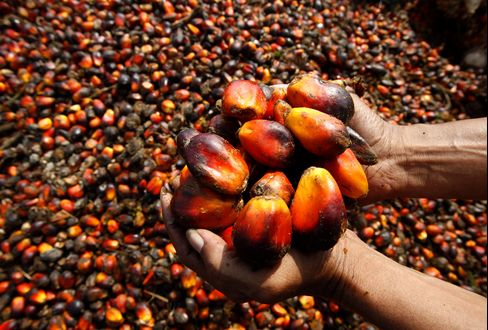 Palm Oil Advances to One-Month High
