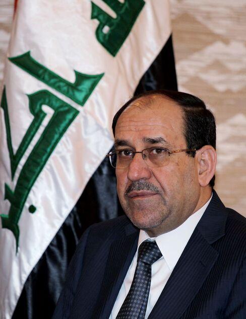 Prime Minister Nouri al-Maliki