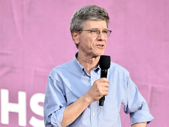 Columbia's Jeffrey Sachs Quits Twitter After Criticism of Huawei Article