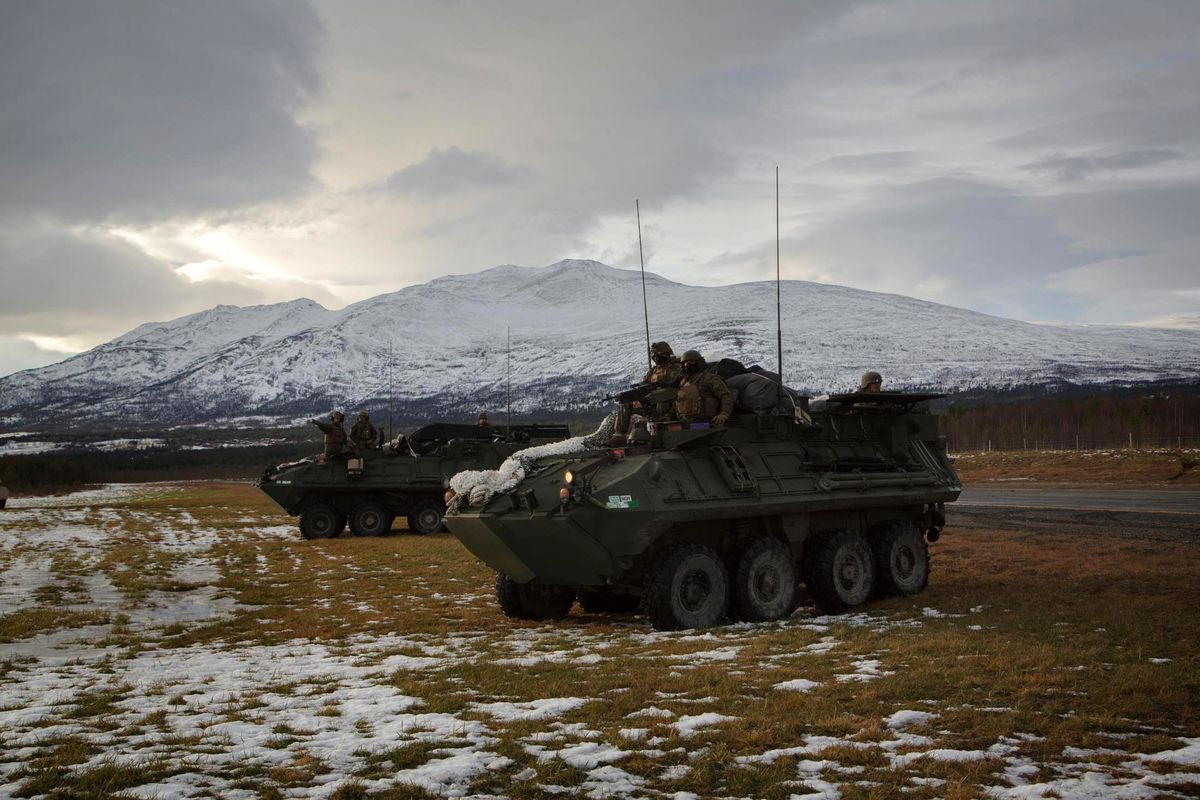 f47eb21bb5 NATO's Trident Juncture Sets Stage For New Cold War With Russia ...