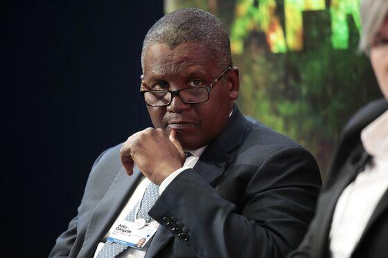 Nigeria's Dangote Named As Buhari Election Campaign Adviser