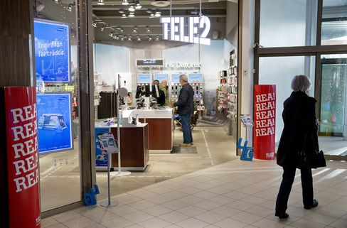 Tele2 Agrees to Sell Russian Unit to VTB Group for $2.4 Billion
