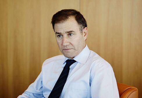 Ivan Glasenberg, CEO of commodity trading group Glencore.