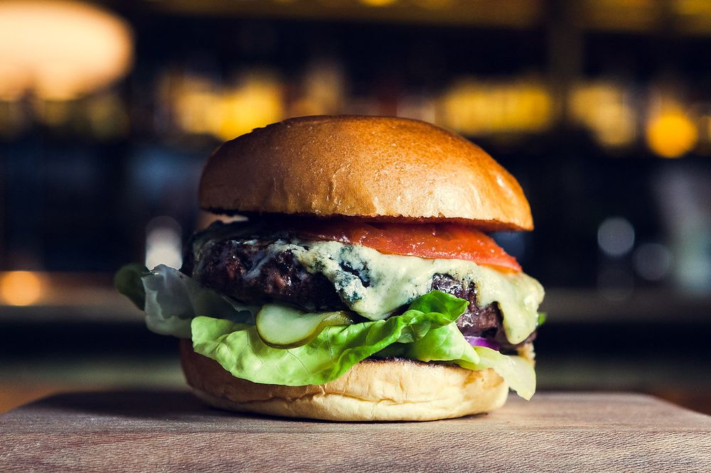 Best Burgers In The World Top Chefs Pick Favorite Hamburgers Bloomberg