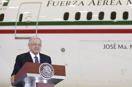 As Mexico Sinks Deeper, AMLO Turns Spotlight on Presidential Jet