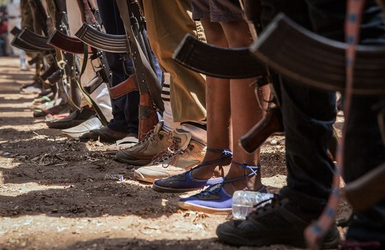 Child Soldiers Still Being Recruited in South Sudan, UN Reports