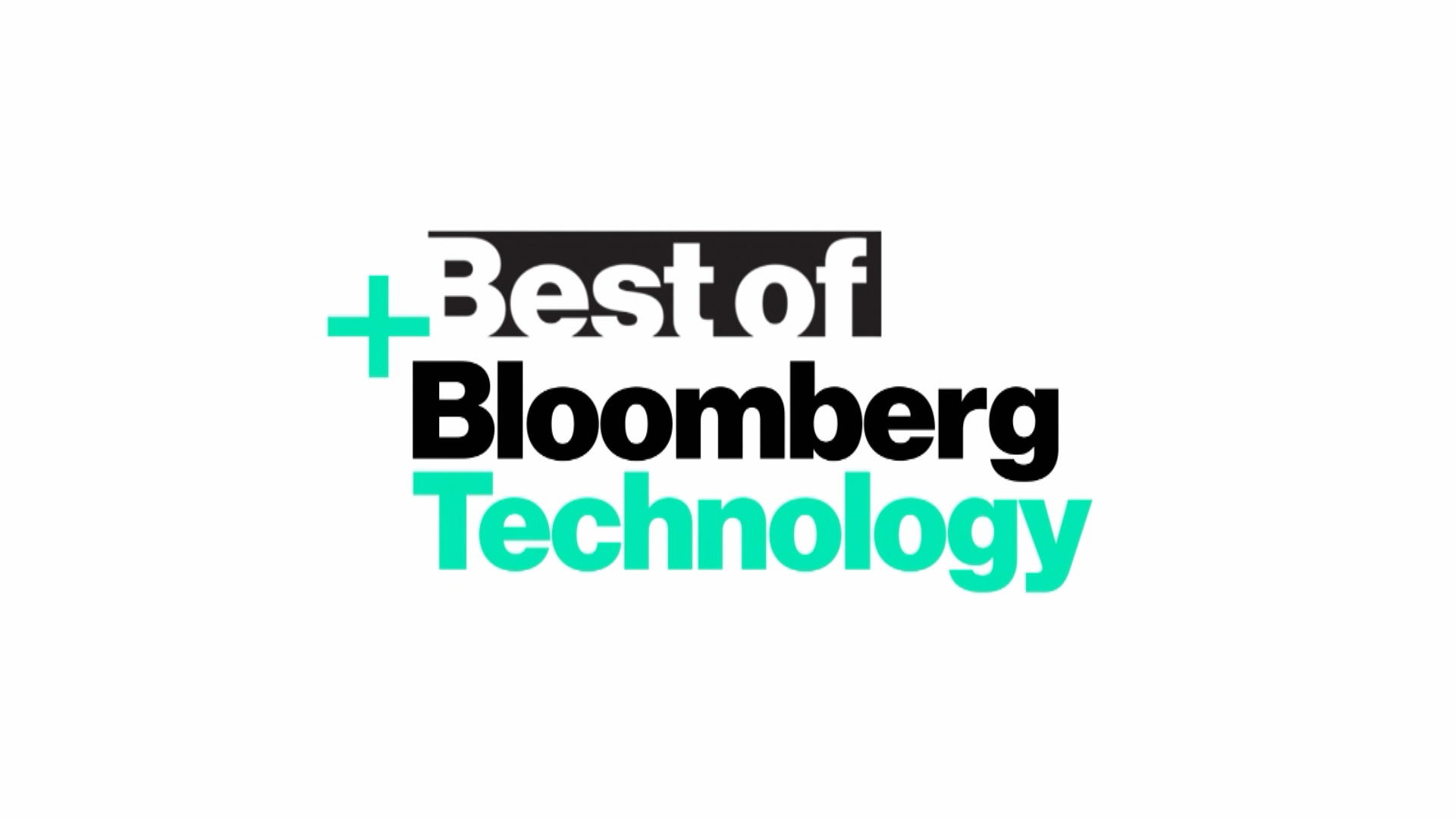 Best of Bloomberg Technology - Week of 10/18/19