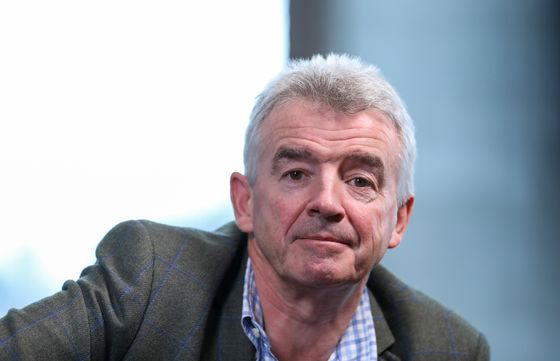 Ryanair CEO in Talks About New Order for Grounded Boeing Max