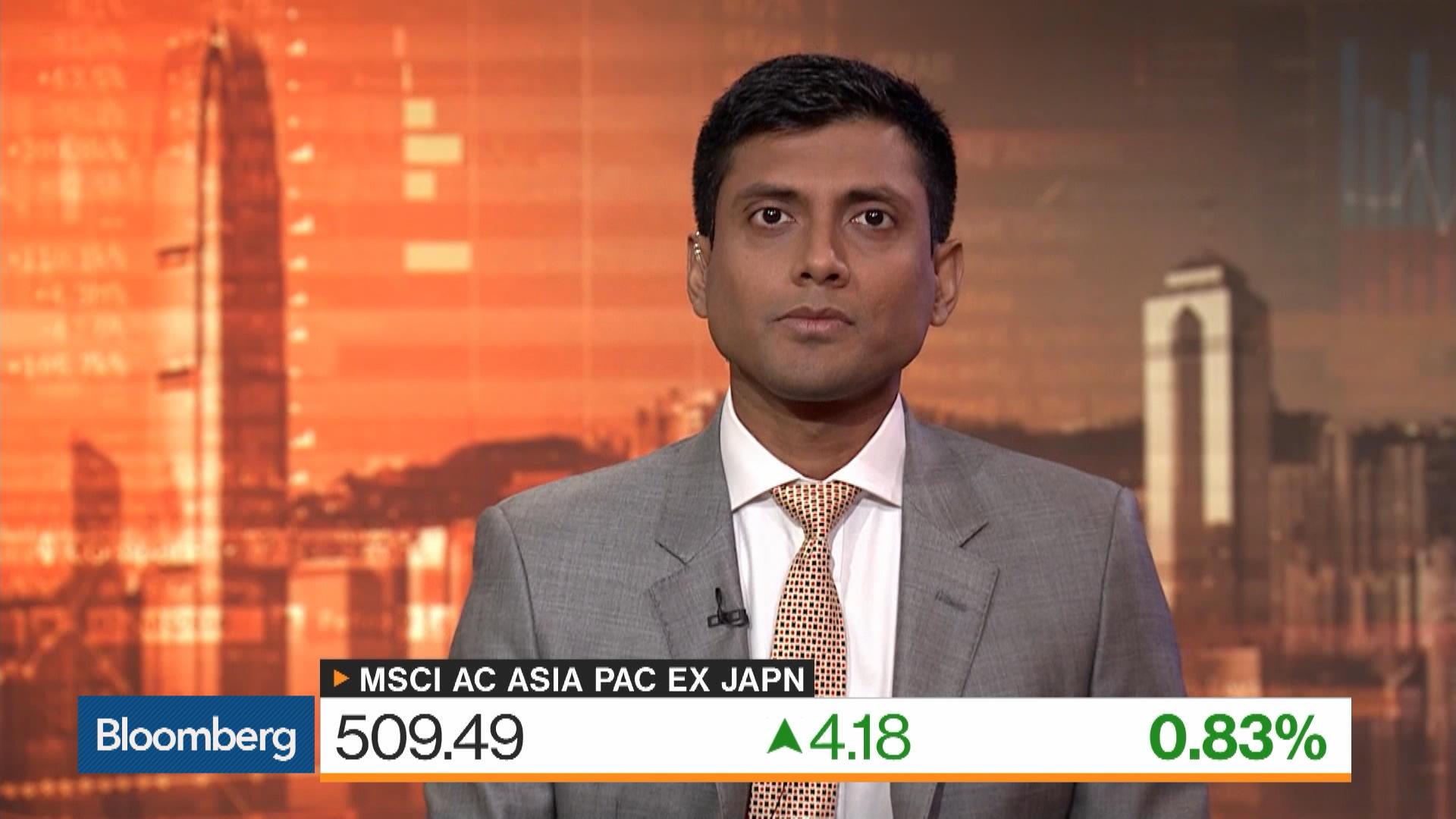 JPMorgan Asia Equity Strategist Mixo Das on U.S.-China Trade, Market Outlook