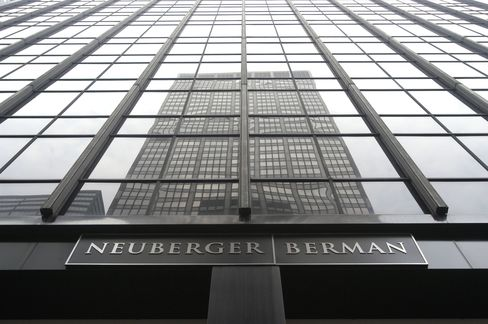Neuberger Fund Best on Prime Real Estate Wager